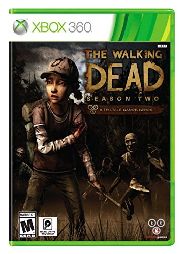 Xbox 360 Walking Dead Season 2