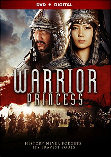 Warrior Princess Warrior Princess DVD R