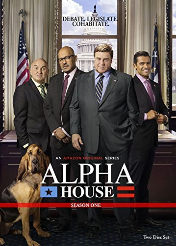 Alpha House Season 1 DVD Season 1