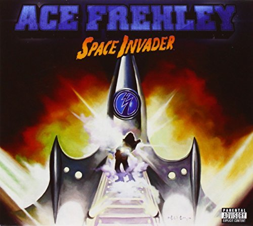 Ace Frehley Space Invader Deluxe Explicit Version