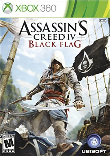 Xbox 360 Assasins Creed Iv Black Flag