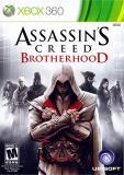 Assassin's Creed Brotherhood (xbox 360 2010)