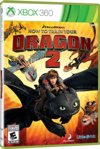 Xbox 360 How To Train Your Dragon 2 The Video Game Xbox