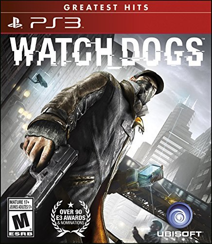 Ps3 Watch Dogs Playstation 3