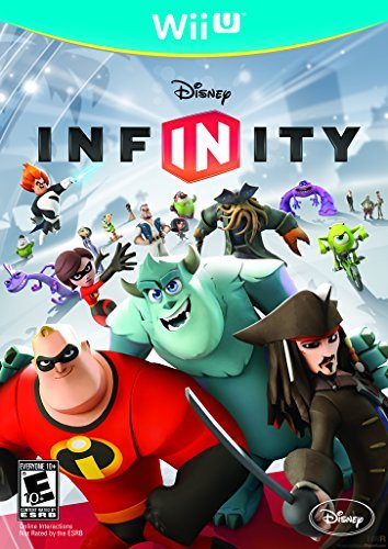 Disney Infinity (wii U 2013) Game Only