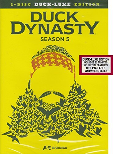 Duck Dynasty Duck Dynasty Season 5 2 Disc Duck Luxe Edition 2 Disc Duck Luxe Edition