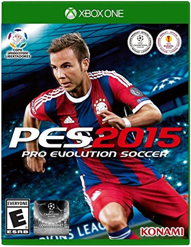Xbox One Pro Evolution Soccer 2015