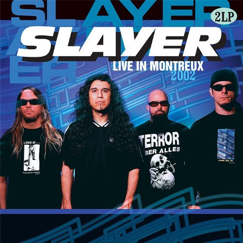 Slayer Live In Montreux 2002 Import Eu Live In Montreux 2002