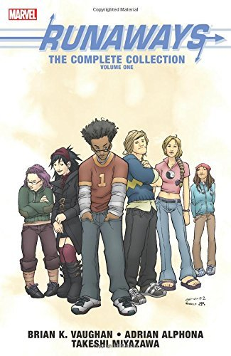 Brian K. Vaughan Runaways The Complete Collection Volume 1