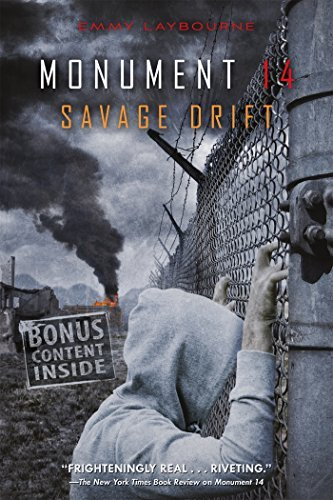Emmy Laybourne Monument 14 Savage Drift