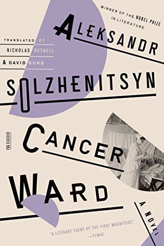 Aleksandr Solzhenitsyn Cancer Ward
