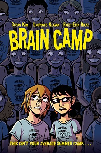 Susan Kim Brain Camp