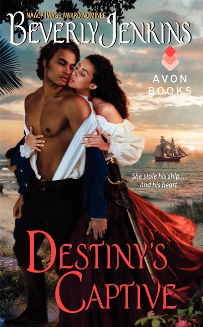 Beverly Jenkins Destiny's Captive