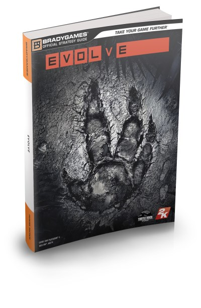 Evolve Official Strategy Guide