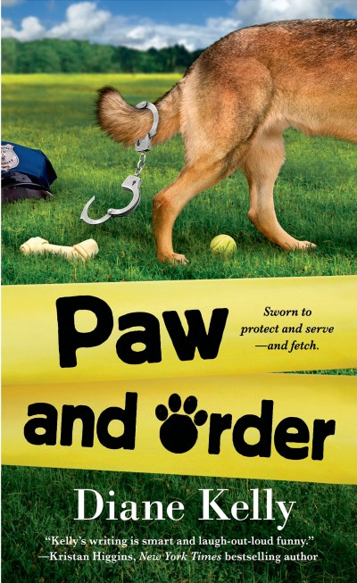 Diane Kelly Paw And Order
