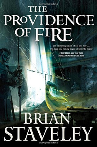 Brian Staveley The Providence Of Fire