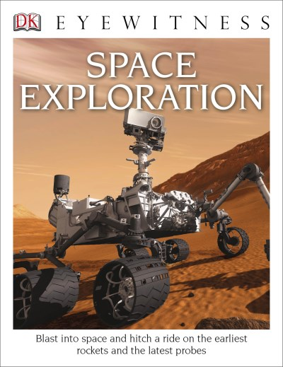 Carole Stott Dk Eyewitness Books Space Exploration