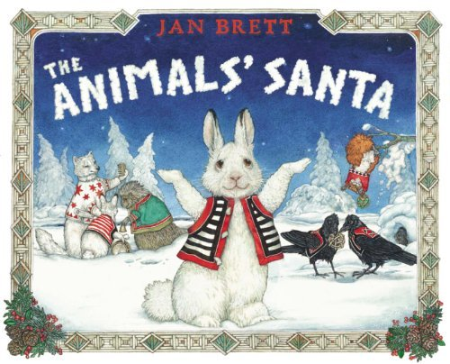 Jan Brett The Animals' Santa