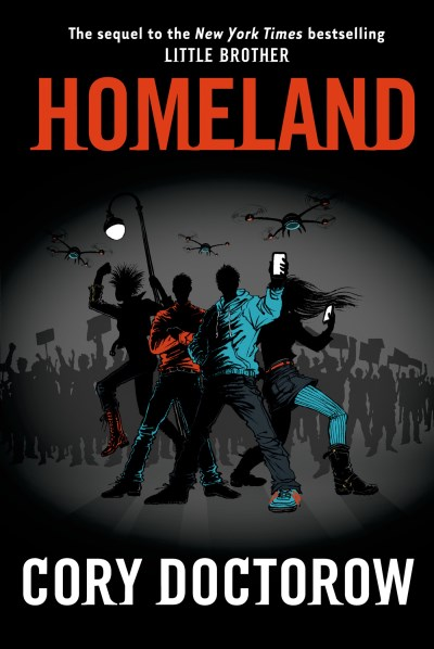 Cory Doctorow Homeland