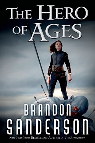Brandon Sanderson The Hero Of Ages