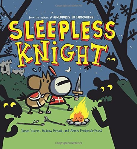 James Sturm Sleepless Knight