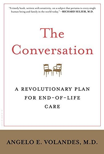 Angelo Volandes The Conversation A Revolutionary Plan For End Of Life Care
