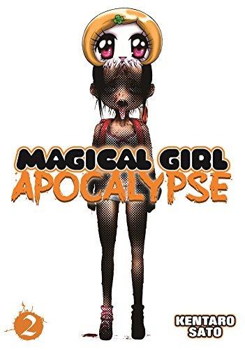 Kentaro Sato Magical Girl Apocalypse Vol. 2