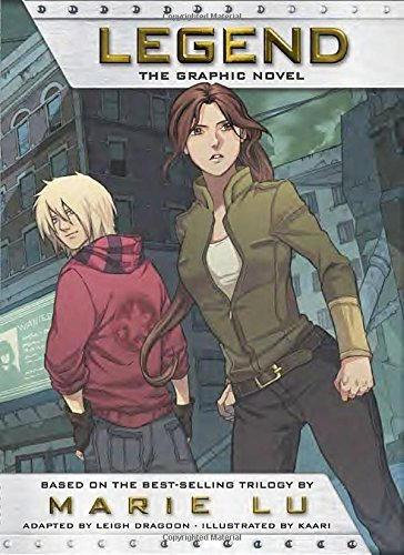 Marie Lu Legend The Graphic Novel
