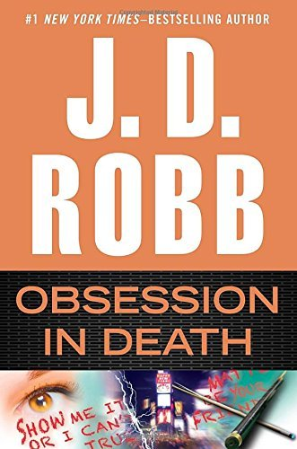 J. D. Robb Obsession In Death