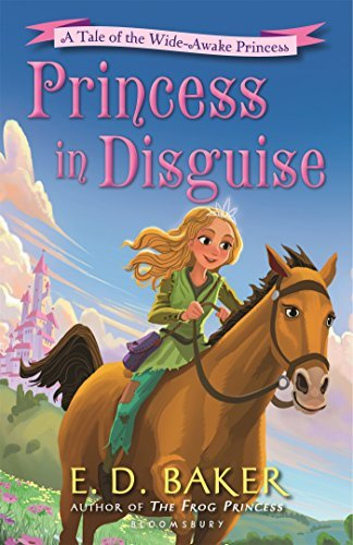 E. D. Baker Princess In Disguise A Tale Of The Wide Awake Princess
