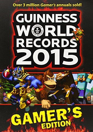 Stephen Fall Guinness World Records Gamer's Edition 2015