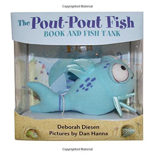 Deborah Diesen The Pout Pout Fish Tank A Book And Fish Set