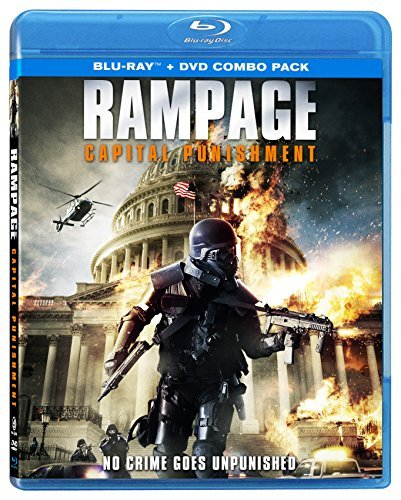 Rampage Capital Punishment Rampage Capital Punishment Blu Ray Nr