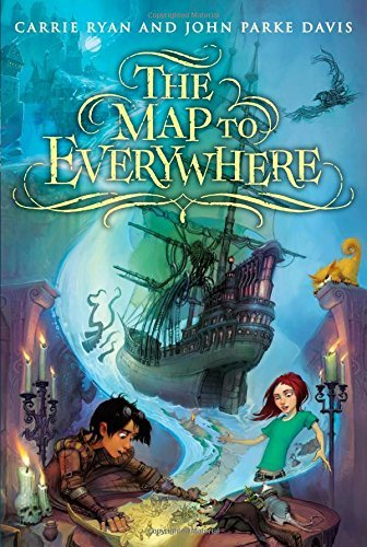 Carrie Ryan The Map To Everywhere