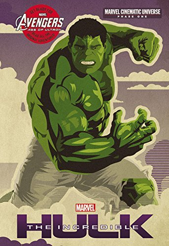 Alex Irvine Phase One The Incredible Hulk