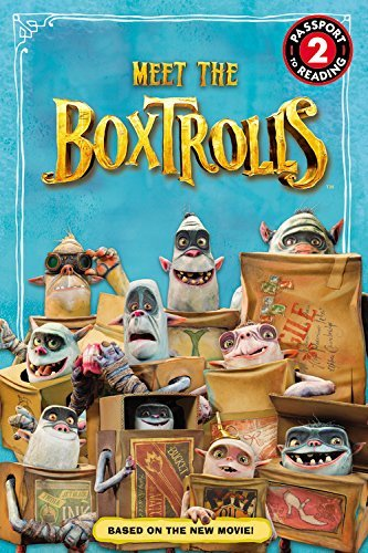 Laika The Boxtrolls Meet The Boxtrolls