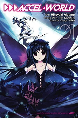 Reki Kawahara Accel World Vol. 1 (manga)