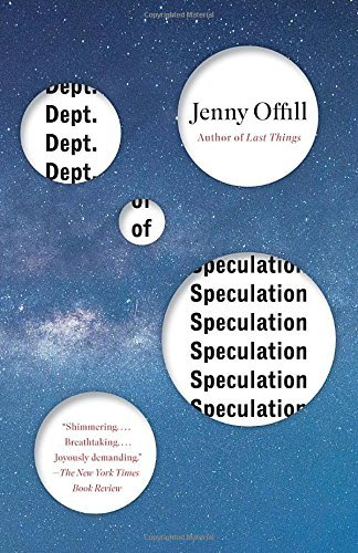 Jenny Offill Dept. Of Speculation