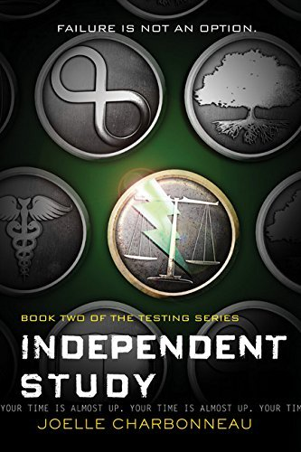 Joelle Charbonneau Independent Study The Testing Book 2