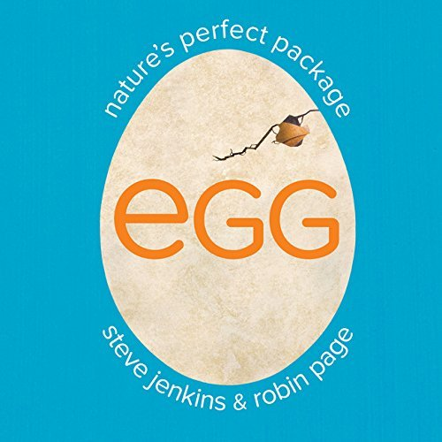 Robin Page Egg Nature's Perfect Package