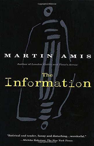 Martin Amis The Information