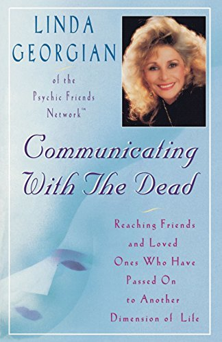 Linda Georgian Communicating With The Dead Reaching Friends And Loved Ones Who Have Passed O
