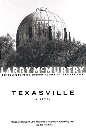 Larry Mcmurtry Texasville