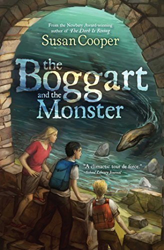 Susan Cooper The Boggart And The Monster Reprint