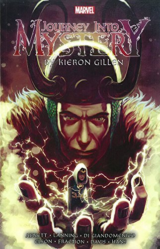 Kieron Gillen Journey Into Mystery By Kieron Gillen The Complete Collection Volume 2
