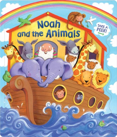 Lori C. Froeb Noah And The Animals