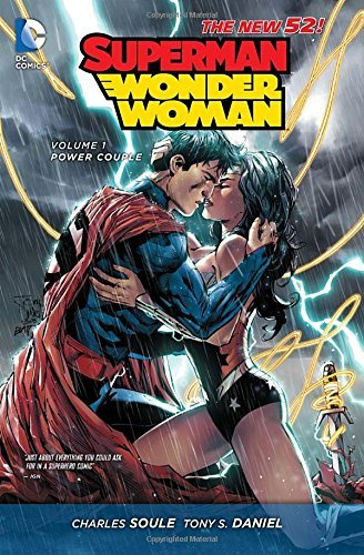 Charles Soule Superman Wonder Woman Volume 1 Power Couple