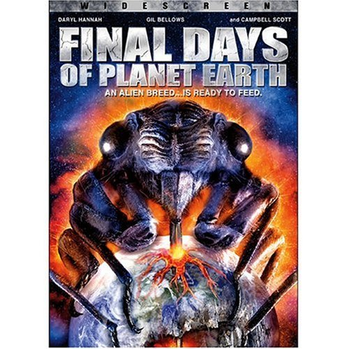Final Days Of Planet Earth Hannah Bellows Scott Nr