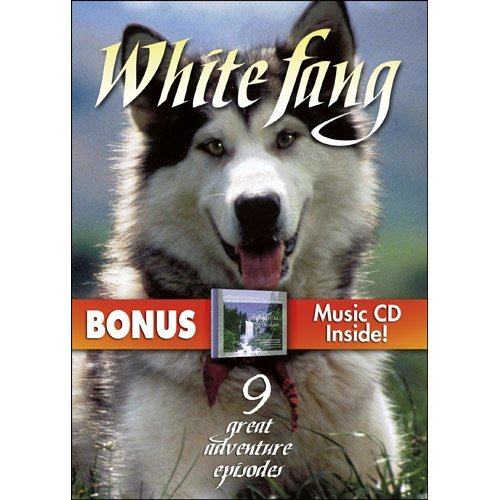 White Fang Vol. 1 Clr Incl. CD Nr