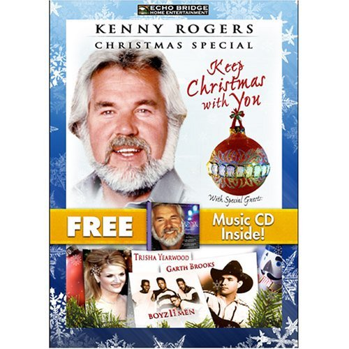 Kenny Rogers Christmas Special Incl. CD